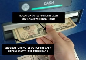 how to hack atm machine to withdraw money